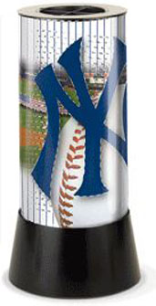 New York Yankees Rotating Lamp (NY)