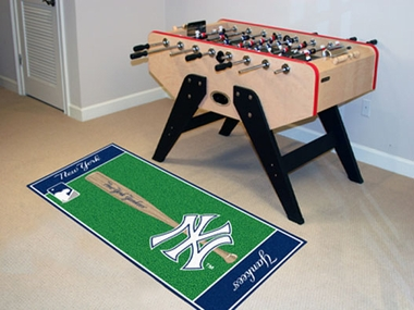 New York Yankees Runner Rug