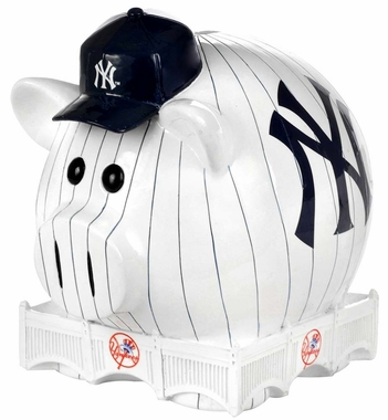 New York Yankees Piggy Bank - Thematic Small