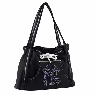 New York Yankees Sport Noir Hoodie Purse