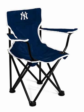 New York Yankees Toddler Folding Logo Chair