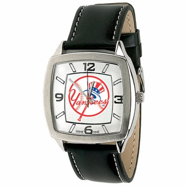 New York Yankees (Tophat) Retro Mens Watch