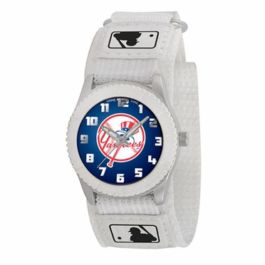 New York Yankees (Tophat) Youth Rookie Watch (White)
