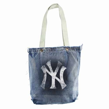 New York Yankees Vintage Shopper (Denim)