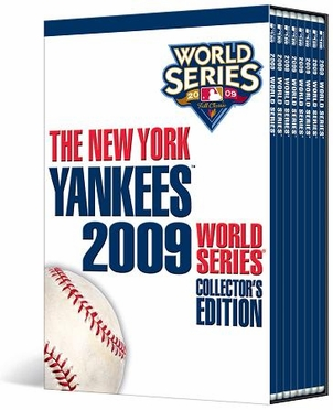 New York Yankees W.S. Champs Collector's Edition DVD Set