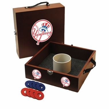 New York Yankees Washer Toss Game