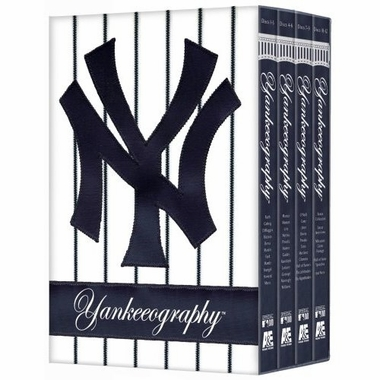 New York Yankees Yankeeography DVD Megaset