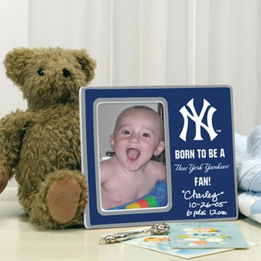 New York Yankees Youth Picture Frame