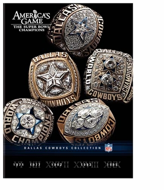 NFL Americas Game: Dallas Cowboys DVD