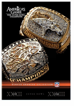 NFL Americas Game: Denver Broncos DVD