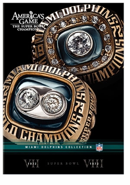 NFL Americas Game: Miami Dolphins DVD