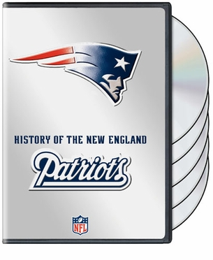 NFL: History of the New England Patriots DVD