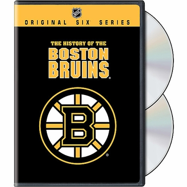 NHL: History of the Boston Bruins DVD