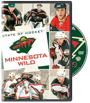 NHL Minnesota Wild -The State of Hockey DVD