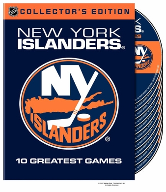 NHL: New York Islanders 10 Greatest Games DVD