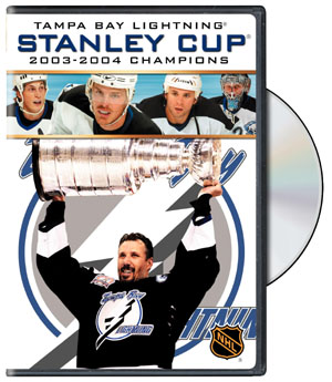 NHL Stanley Cup Champions 2004: Tampa Bay Lightning DVD