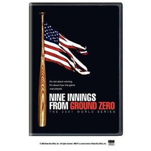 Nine Innings From Ground Zero: The 2001 World Series DVD