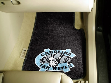 North Carolina 2 Piece Car Mats