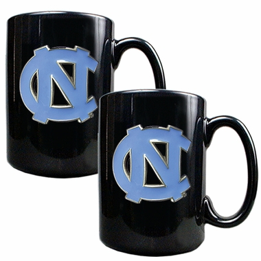 North Carolina 2 Piece Coffee Mug Set
