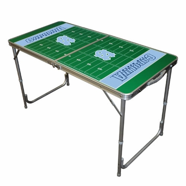 North Carolina 2 x 4 Foot Tailgate Table