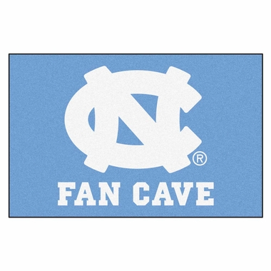 North Carolina 20 x 30 Man Cave Rug
