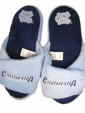 North Carolina 2011 Open Toe Hard Sole Slippers