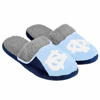 North Carolina 2012 Sherpa Slide Slippers