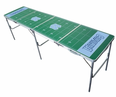 North Carolina 2x8 Tailgate Table