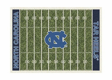 "North Carolina 3'10"" x 5'4"" Premium Field Rug"