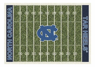 "North Carolina 5'4"" x 7'8"" Premium Field Rug"