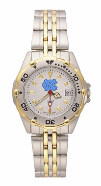 North Carolina All Star Womens (Steel Band) Watch