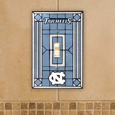 North Carolina Art Glass Lightswitch Cover