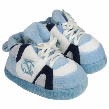 North Carolina Baby Slippers