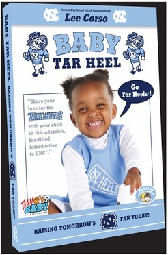 North Carolina Baby Tar Heel DVD