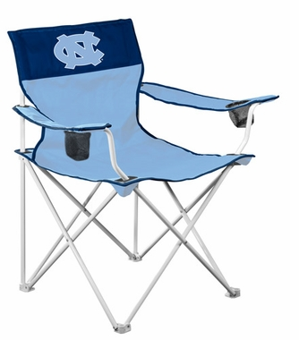 North Carolina Big Boy Adult Folding Logo Chair