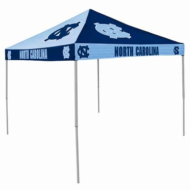 North Carolina Checkerboard Tailgate Tent