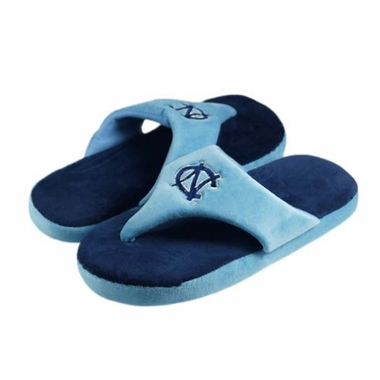 North Carolina Comfy Flop Sandal Slippers
