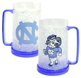 North Carolina Crystal Freezer Mug