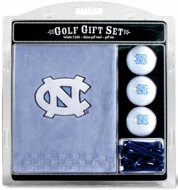 North Carolina Embroidered Towel Gift Set
