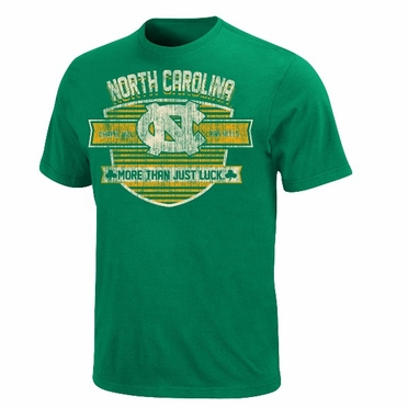 North Carolina Fields of Green Distressed T-Shirt
