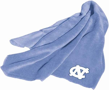 North Carolina Fleece Throw Blanket