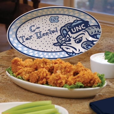 North Carolina Gameday Ceramic Platter