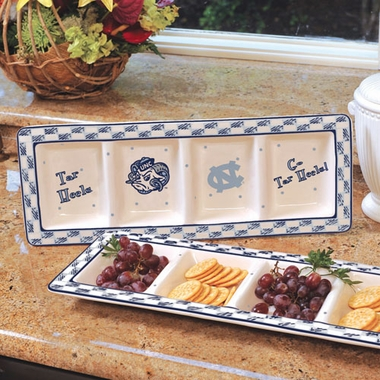 North Carolina Gameday Relish Tray