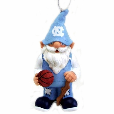 North Carolina Gnome Christmas Ornament