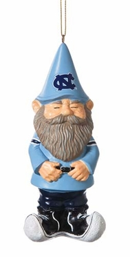 North Carolina Gnome Ornament