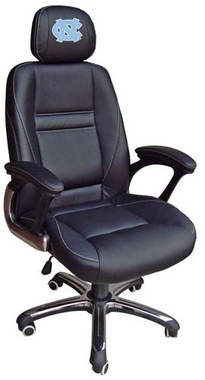 North Carolina Head Coach Office Chair