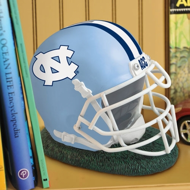 North Carolina Helmet Shaped Bank