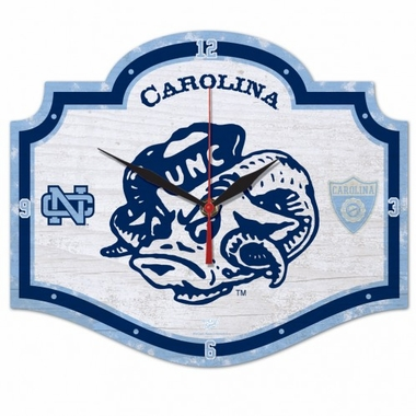 North Carolina High Definition Wall Clock