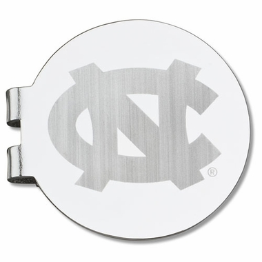 North Carolina Laser Engraved Money Clip