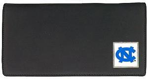 North Carolina Leather Checkbook Cover (F)